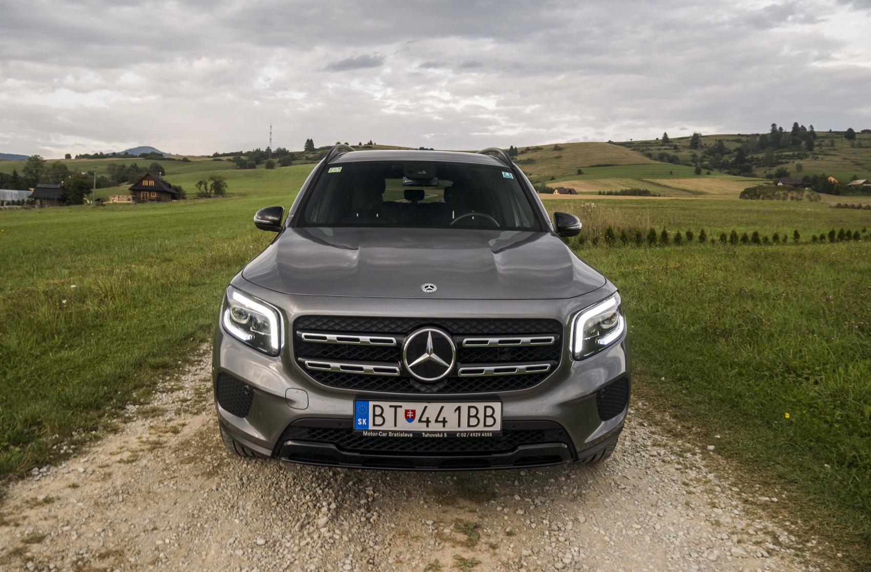 Test: Mercedes GLB 200 ponúka veľký priestor v malom balení I65VYVMMtm mercedes-glb-11-1700x1117
