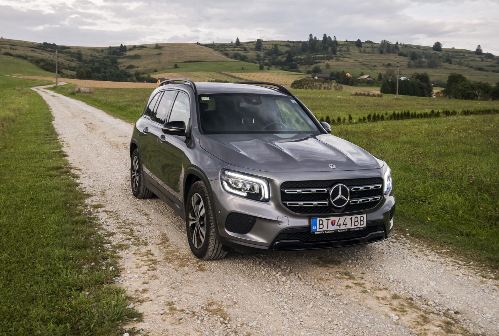 Test: Mercedes GLB 200 ponúka veľký priestor v malom balení mG9VxJDKdM mercedes-glb-05-1700x1144