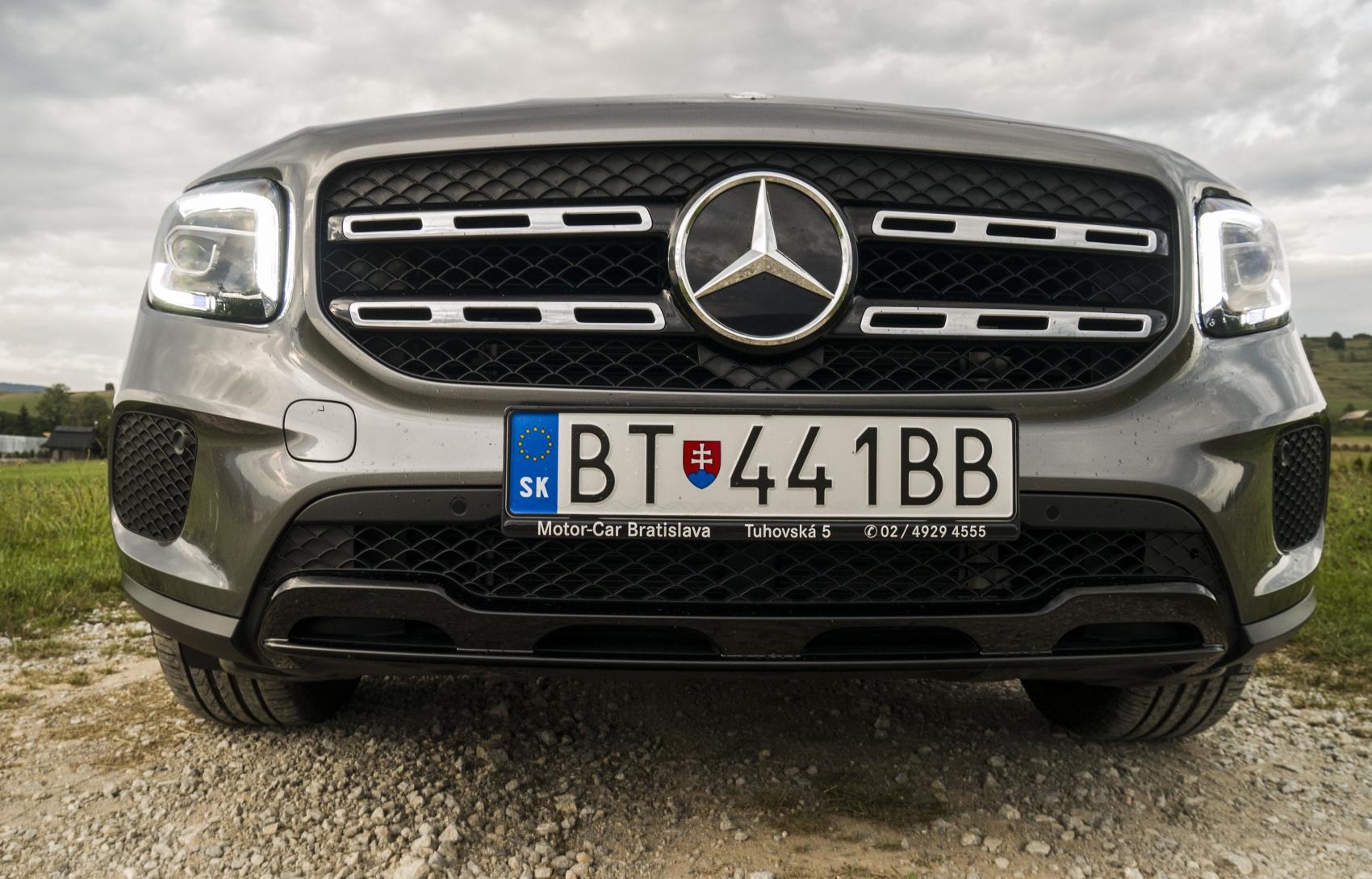 Test: Mercedes GLB 200 ponúka veľký priestor v malom balení XYfYi6AA8m mercedes-glb-17-1700x1089