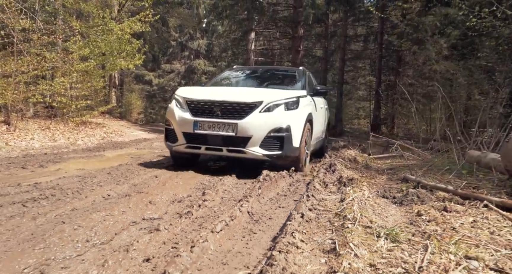 Test: Na Peugeot 3008 Hybrid4 sme sa pozreli optikou firemného užívateľa