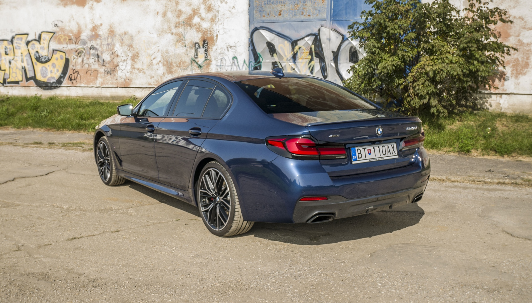 Test: Najsilnejšou zbraňou BMW 540d ostáva podvozok O3Yr6pzeJP bmw-540d-11