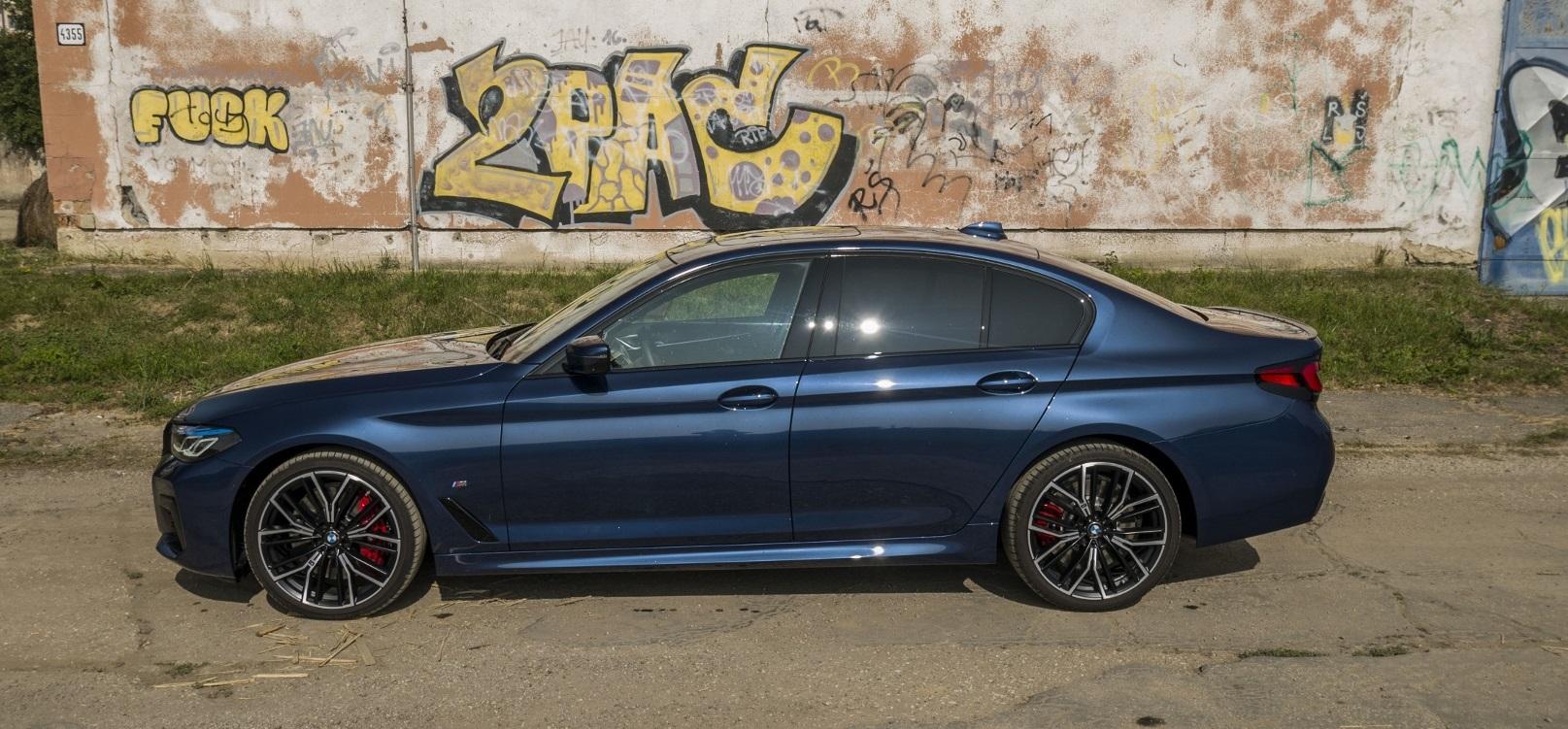 Test: Najsilnejšou zbraňou BMW 540d ostáva podvozok Srbiql8Y6C bmw-540d-1