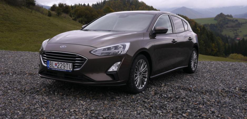 Test Nový Ford Focus: Lepší podvozok aj dizajn