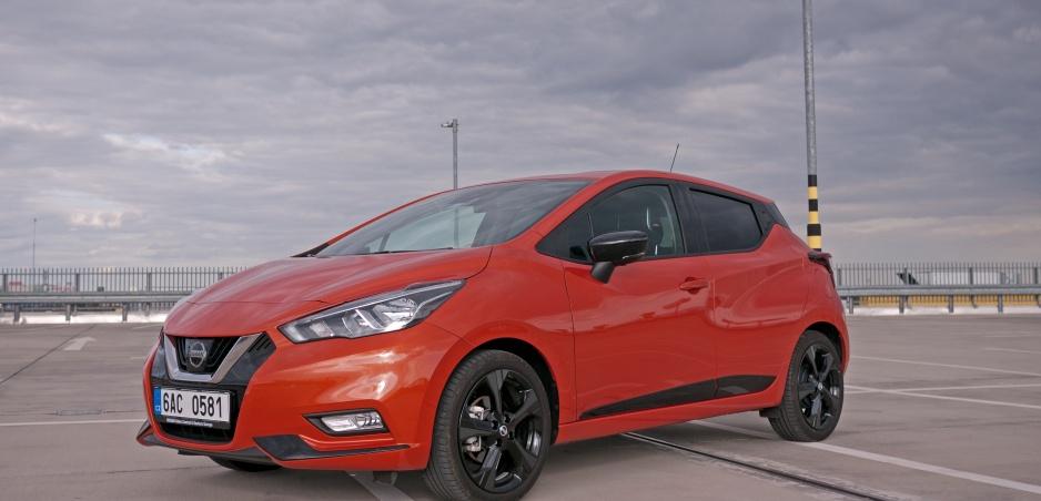 Test: Nový Nissan Micra- Ten motor má menej ako liter!