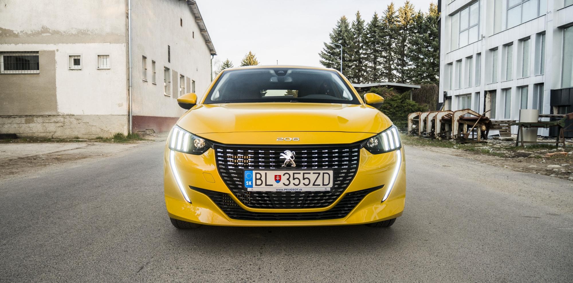 Test: Peugeot 208 prekvapivo pútal pohľady JLGxAL8oM7 peugeot-208-30