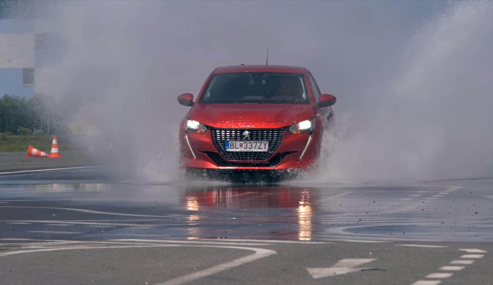 Test Peugeot 208: Zmerali sme prínos nových pneumatík