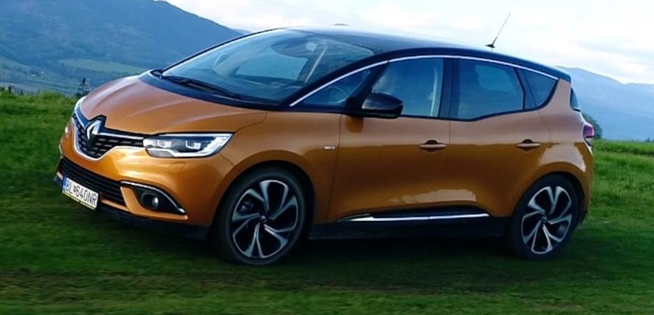 Test: Porovnali sme Renault Scénic a Grand Scénic