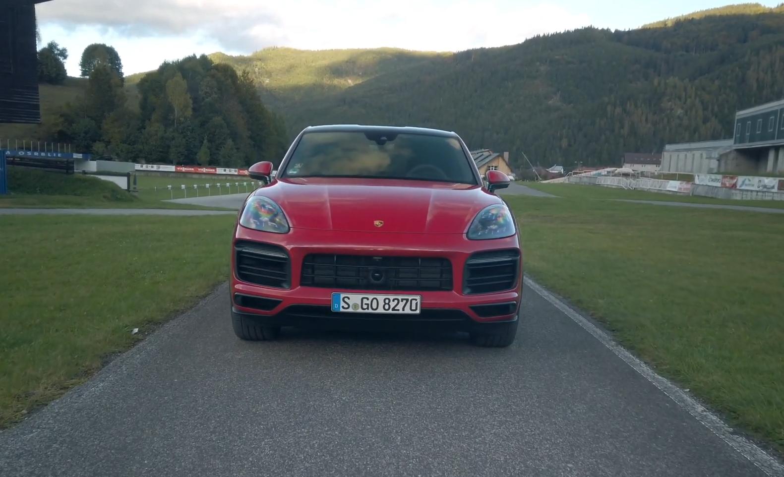 Test: Porsche Cayenne GTS Coupé