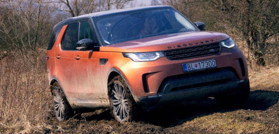 Test: S Land Roverom Discovery sme zdolávali rôzne cesty