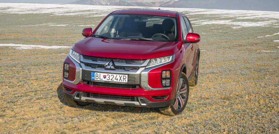 Test: Staré dobré Mitsubishi ASX má novú tvár a spolieha sa na nový motor