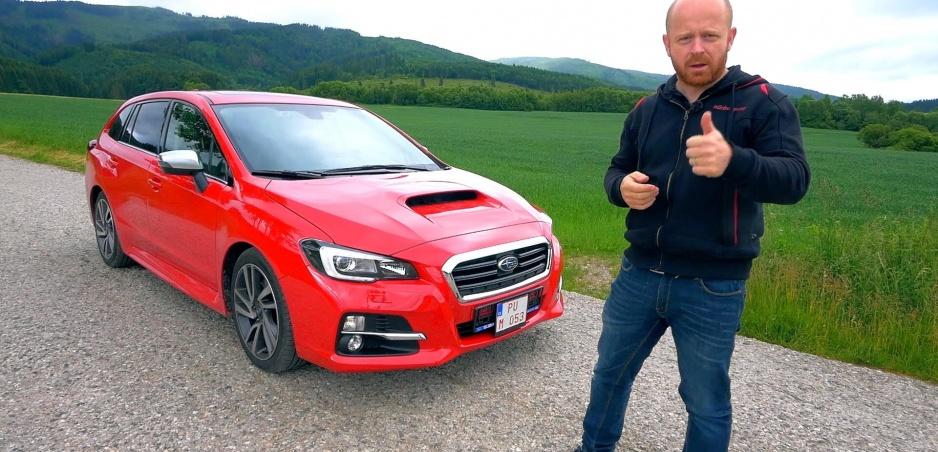 Test Subaru Levorg: Systém EyeSight zbytočne nezasahuje do riadenia