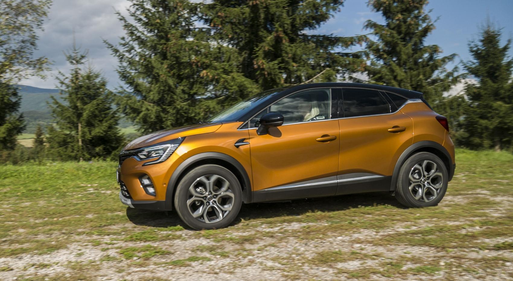 Test: V interiéri sa Renault Captur tvári ako o triedu drahšie auto afmaMyzEyw renault-captur-13