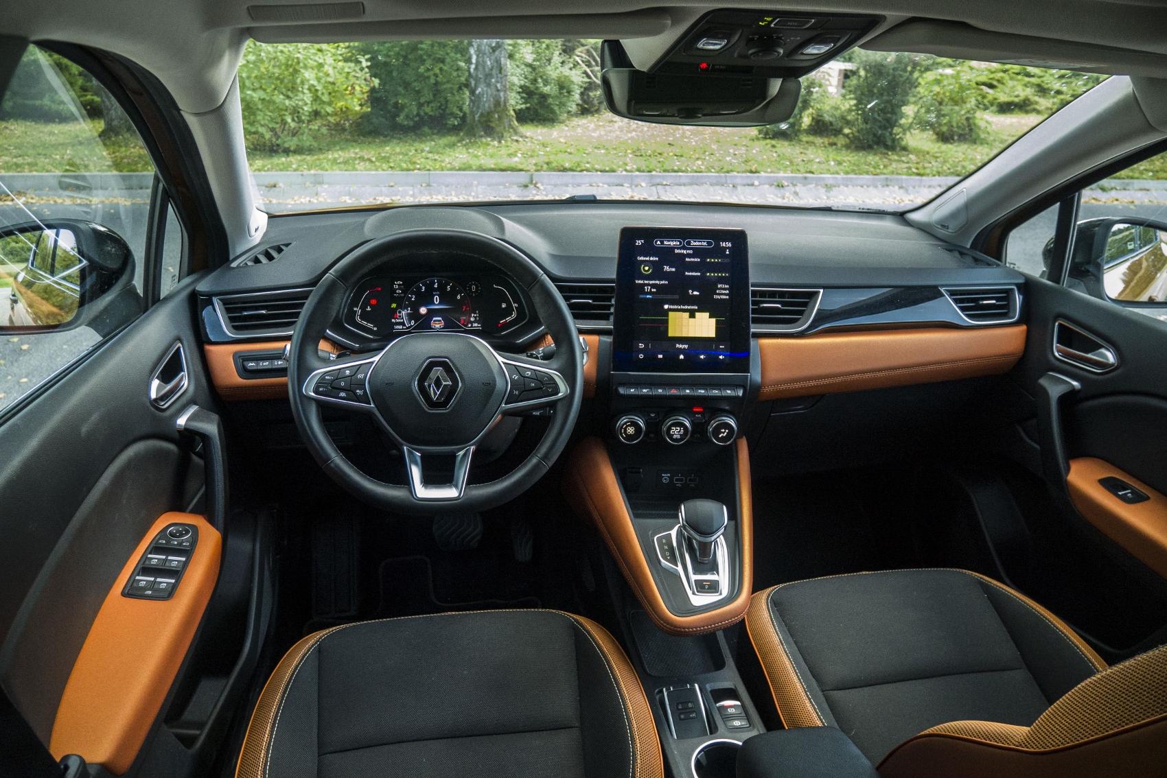 Test: V interiéri sa Renault Captur tvári ako o triedu drahšie auto GHX9ar26bT renault-captur-21