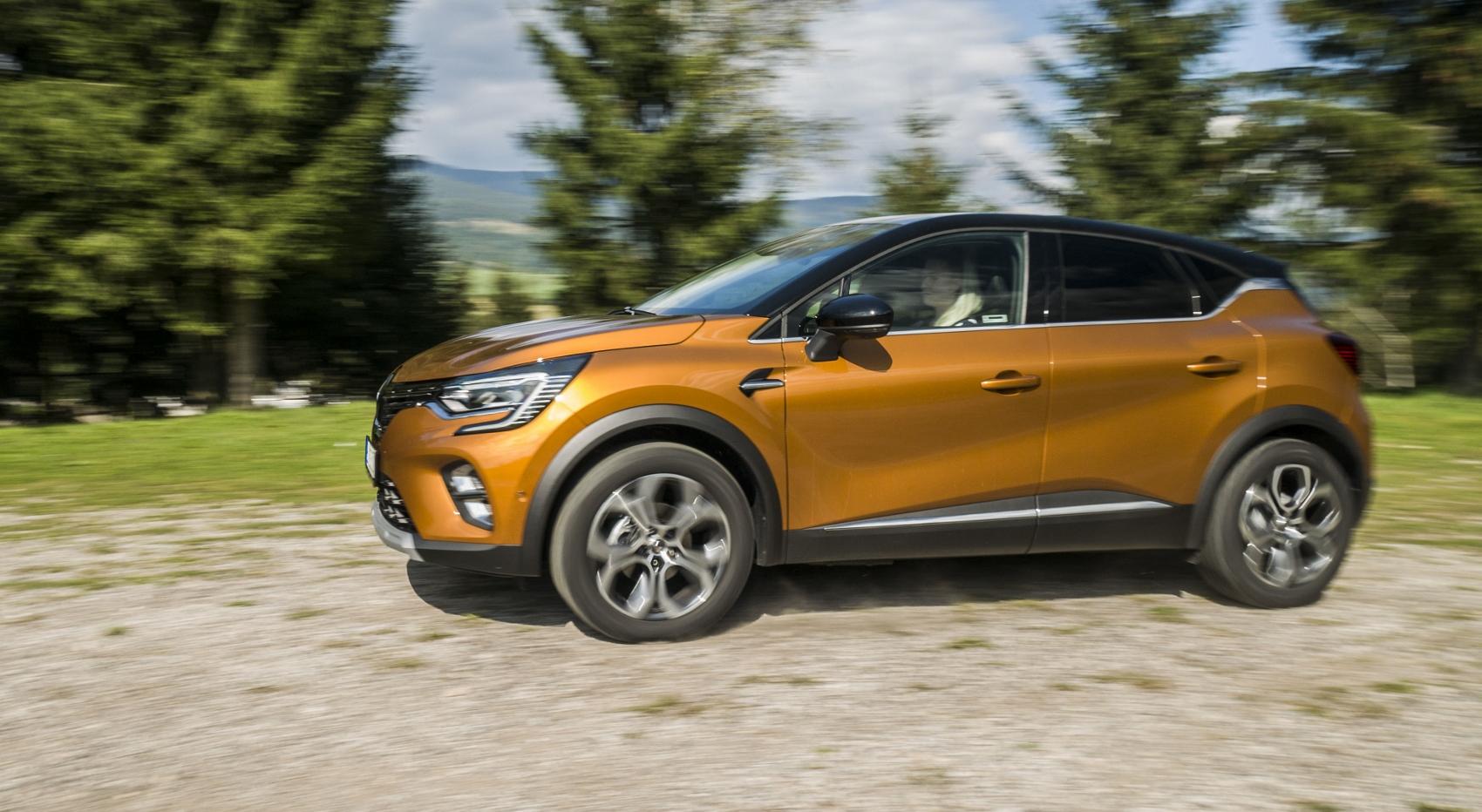 Test: V interiéri sa Renault Captur tvári ako o triedu drahšie auto jxmaLDkfel renault-captur-18