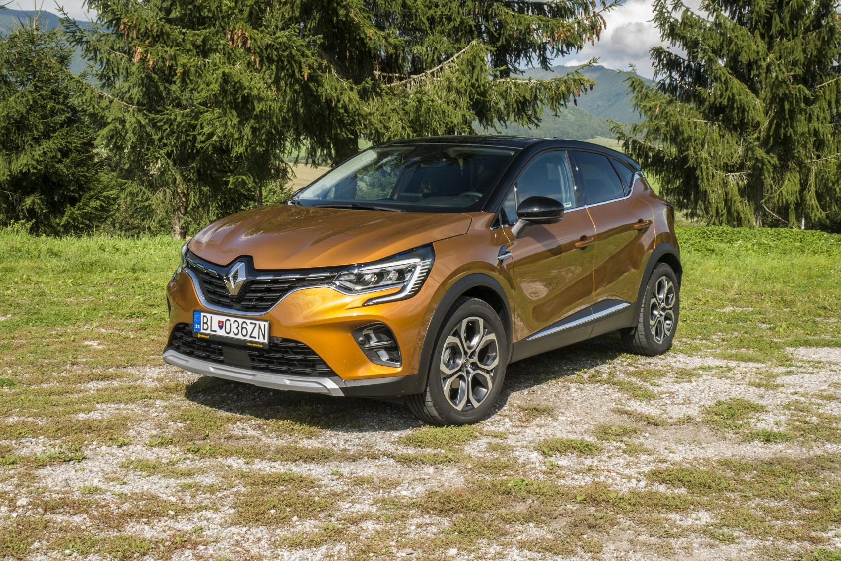 Test: V interiéri sa Renault Captur tvári ako o triedu drahšie auto