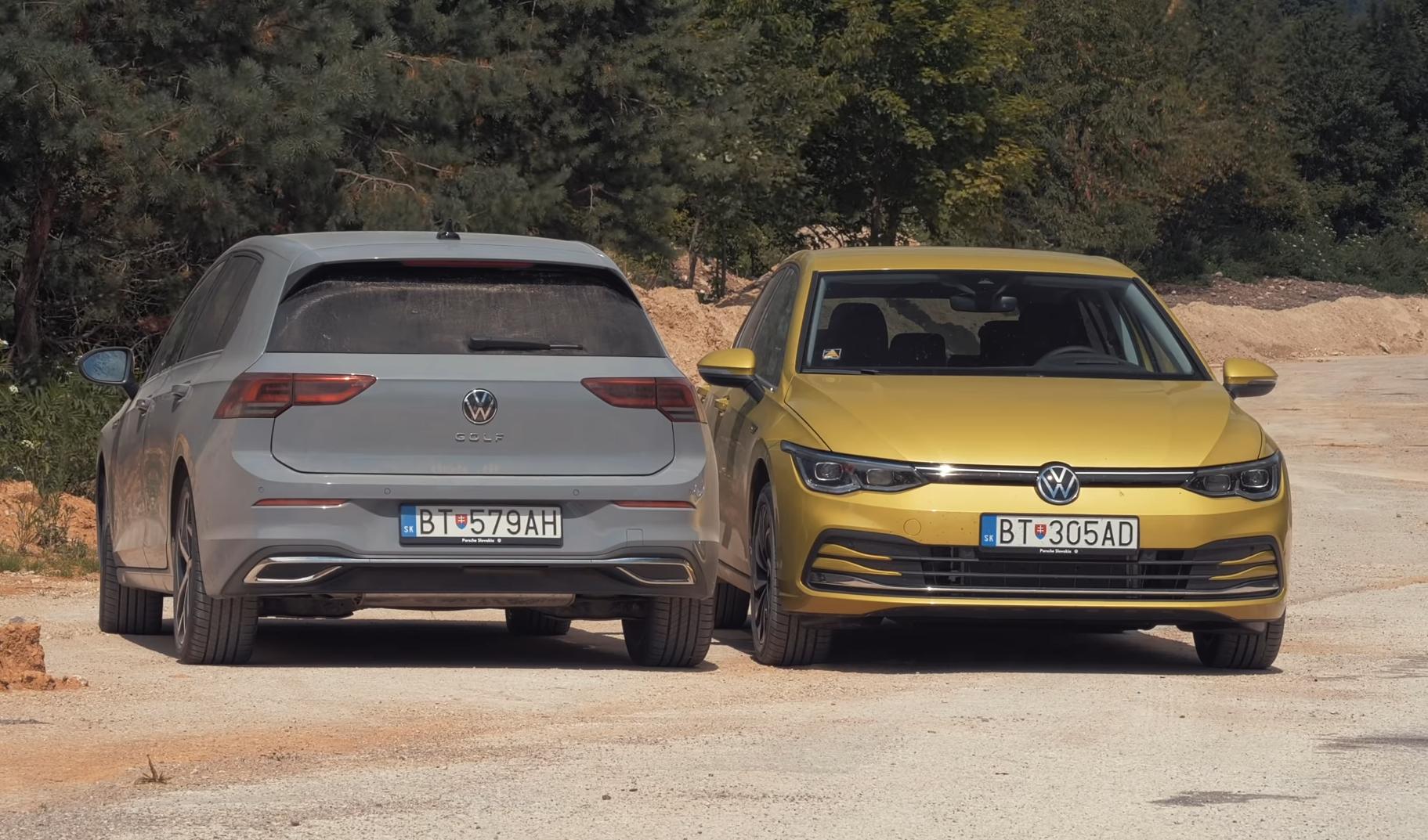 Test Volkswagen Golf: Vyskúšali sme manuál aj automat