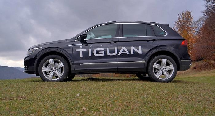Test: Volkswagen Tiguan dostal nový naftový motor