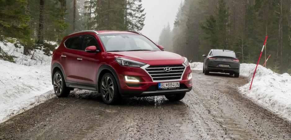 Test: Zisťovali sme, prečo je Hyundai Tucson najpredávanejším SUV u nás