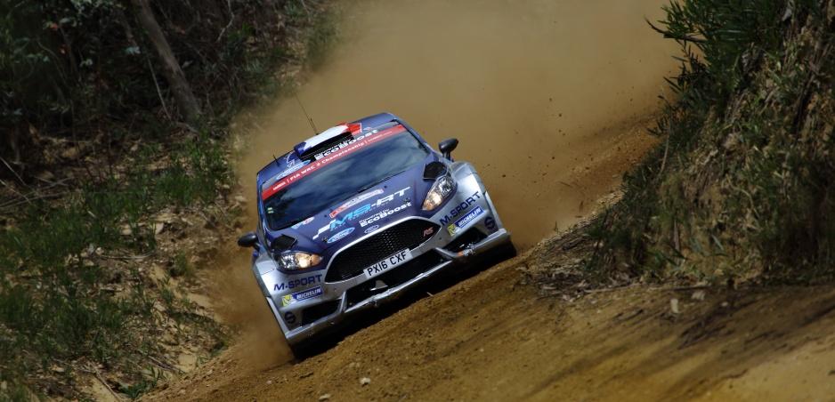 To najlepšie z WRC Nemecko 2017 vo Full HD