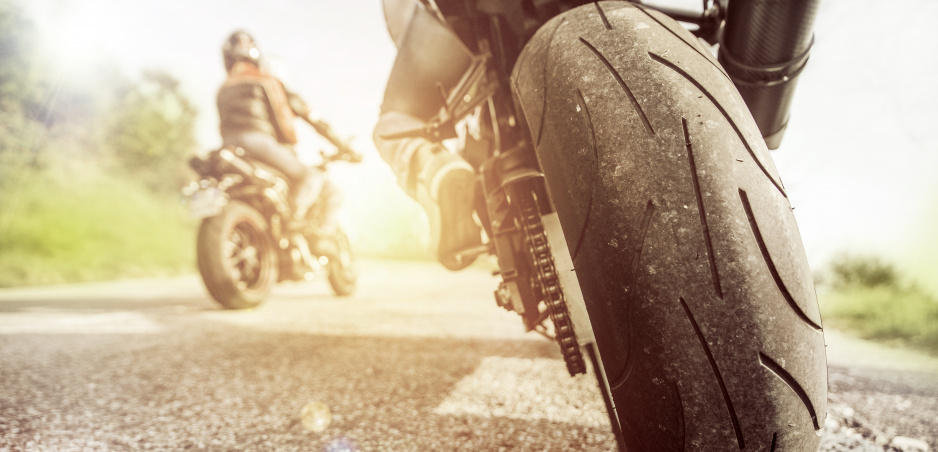 Tryskový systém od Boschu pomôže motorkárom v šmyku