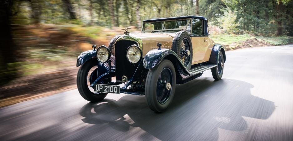 Unikátne Bentley z roku 1928 sa zaradilo medzi najlepšie zreštaurované autá
