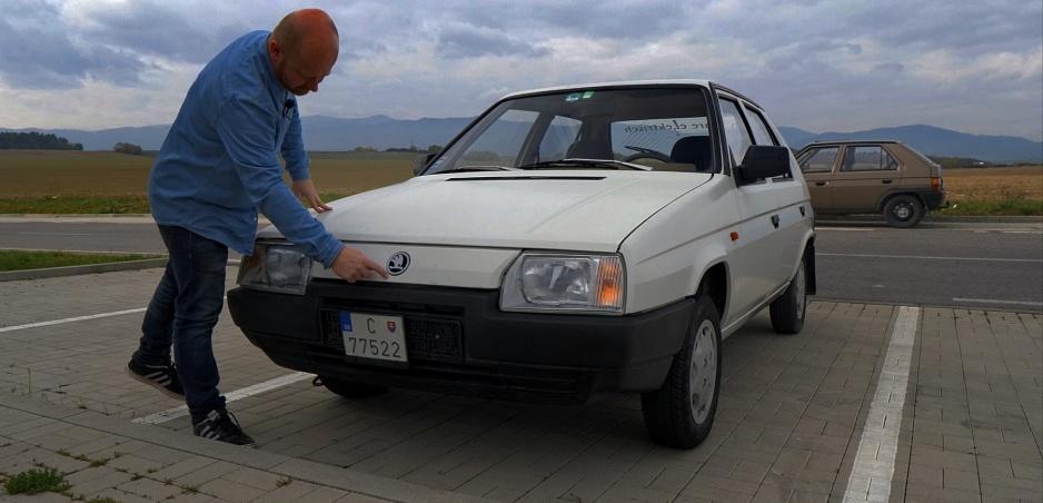 Vedeli ste o elektromobile Škoda Favorit? Existoval, pozrite si ho v našom videu