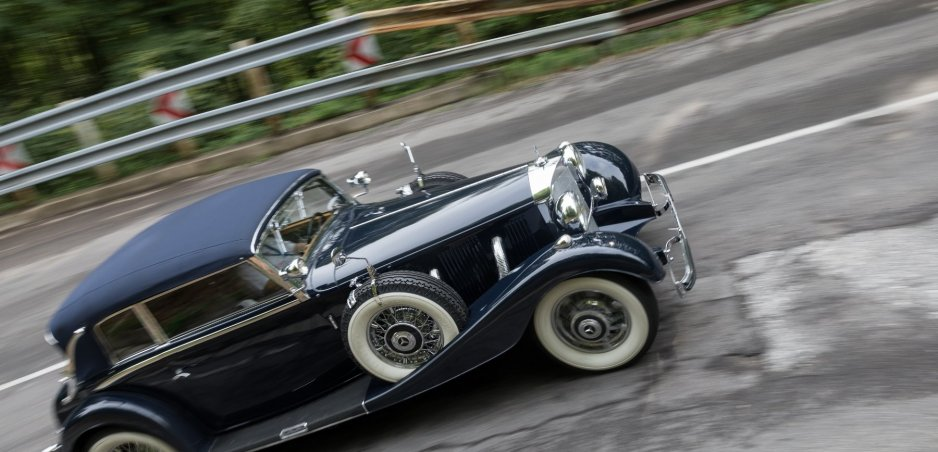 Veterány: Oldtimer Rallye Tatry prilákalo účastníkov z 13-tich krajín