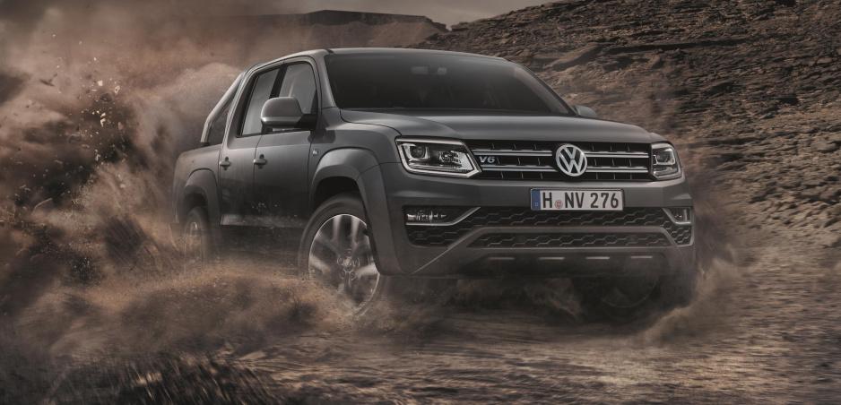 Volkswagen Amarok získal vyšší výkon a zhodil z trónu Mercedes triedy X