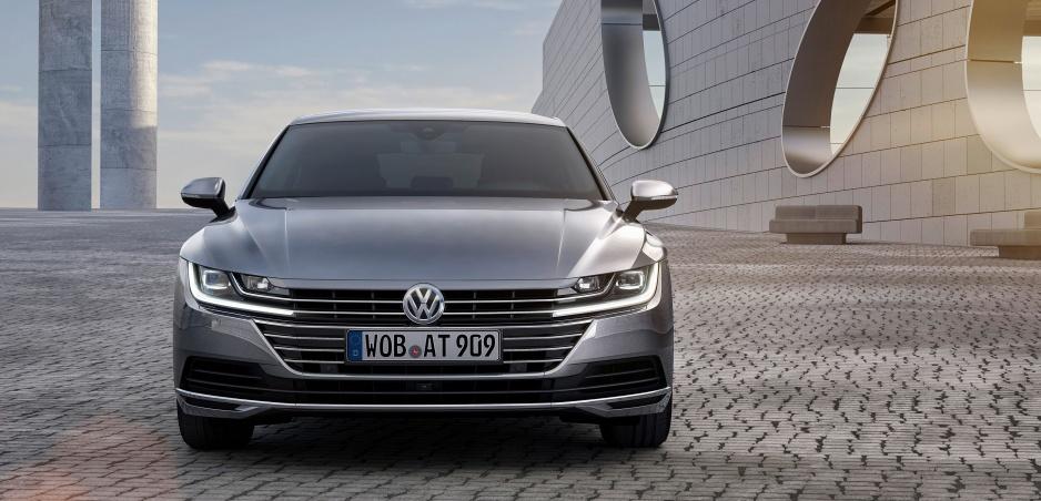 Volkswagen Arteon: Nový model, svetlá budúcnosť.