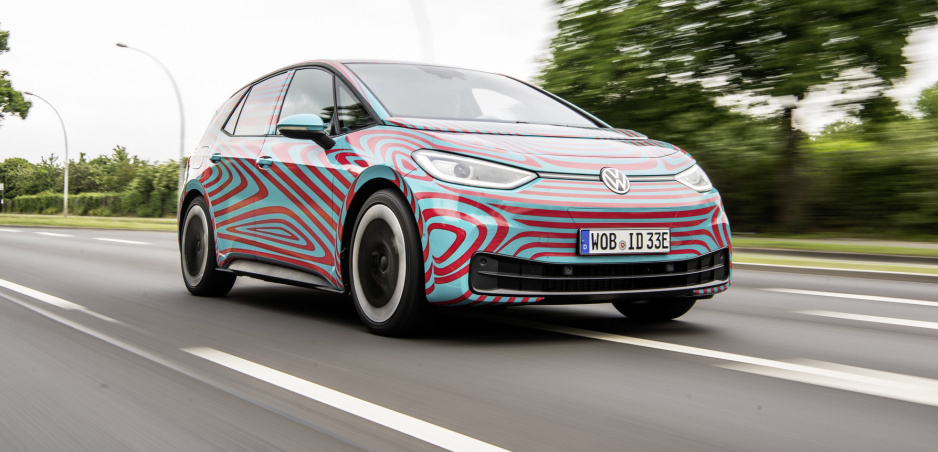 Volkswagen ID.3 1st: Automobilka v predpredaji vypredala celú edíciu