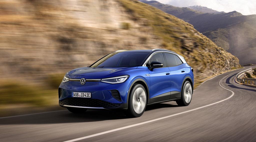 Volkswagen predstavil elektrické SUV ID.4 a prezradil nemeckú cenu