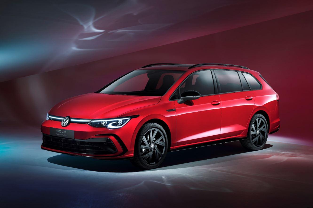 Volkswagen prezradil slovenské ceny Golfu Variant