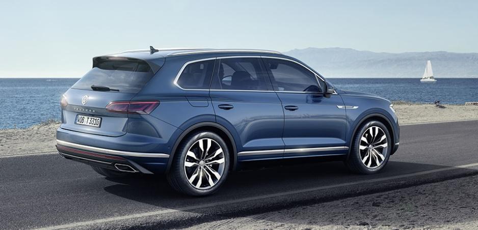 Volkswagen prezradil slovenskú cenovku nového Touarega