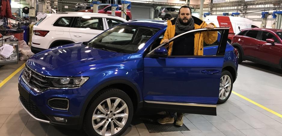 Volkswagen prezradil slovenskú cenu SUV T-Roc