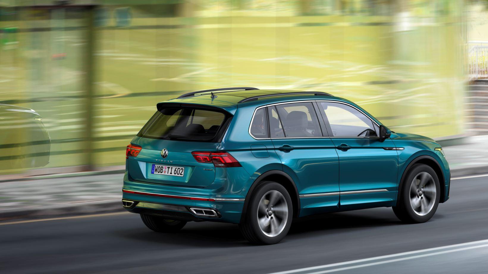 Volkswagen spustil oficiálny predaj Tiguanu a prezradil ceny