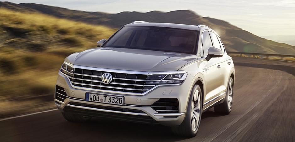 Volkswagen ukázal Touareg. Interiérom môže konkurovať aj luxusným limuzínam