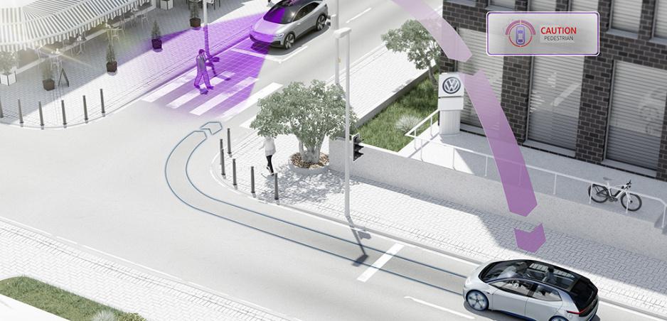 Volkswageny začnú medzi sebou komunikovať už budúci rok. Prispeje to k bezpečnosti