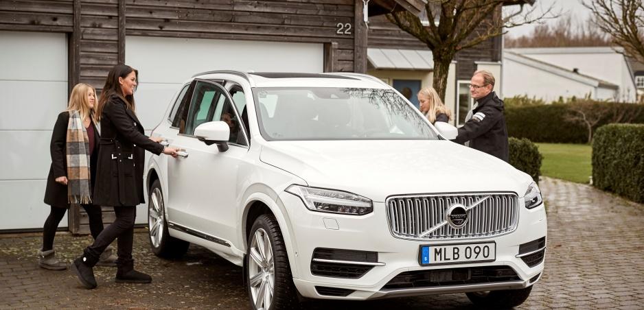 Volvo oddialilo uvedenie autonómneho vozidla. Nechce nič podceniť