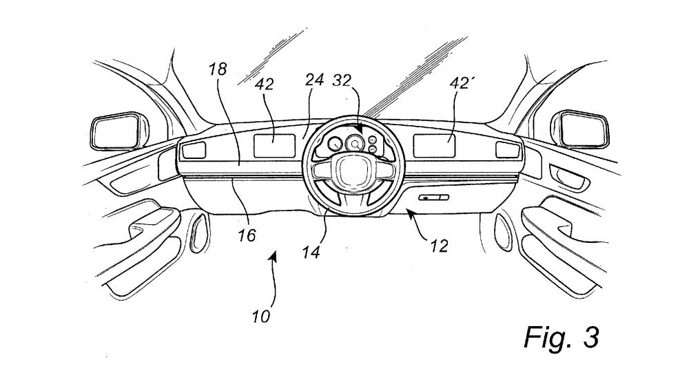 Volvo podalo patent na rýchlu zmenu ľavostranného riadenia na pravostranné