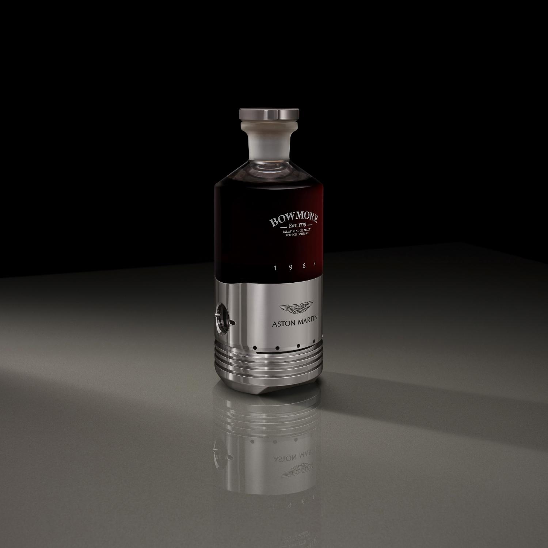 Whisky od Bowmore a Aston Martin má cenu luxusného auta HJ164ZFw2t a4blackbowmoredb5bottlethreequart