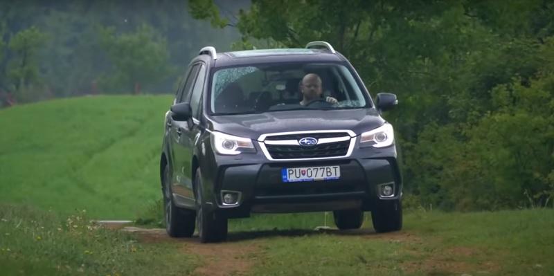 Subaru Forester poslúži ako koč, aj ako voz