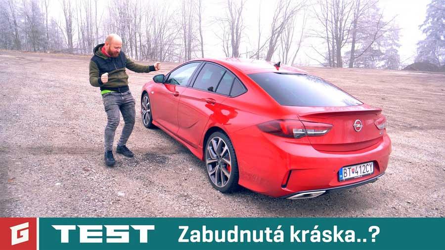 Opel Insignia GSi patrí k automobilovej klasike