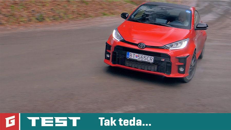 Test: Toyota Yaris GR