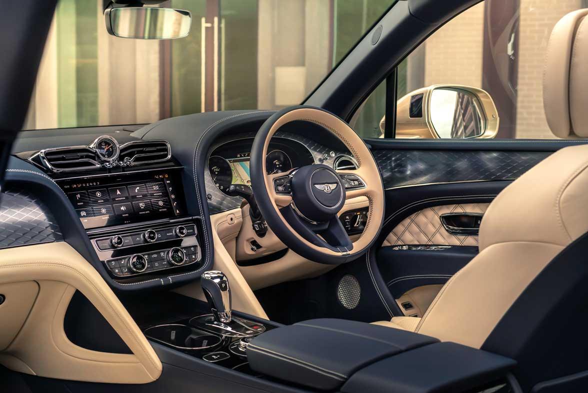 Bentley Bentayga Hybrid 2021 (14)