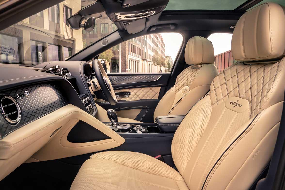 Bentley Bentayga Hybrid 2021 (15)