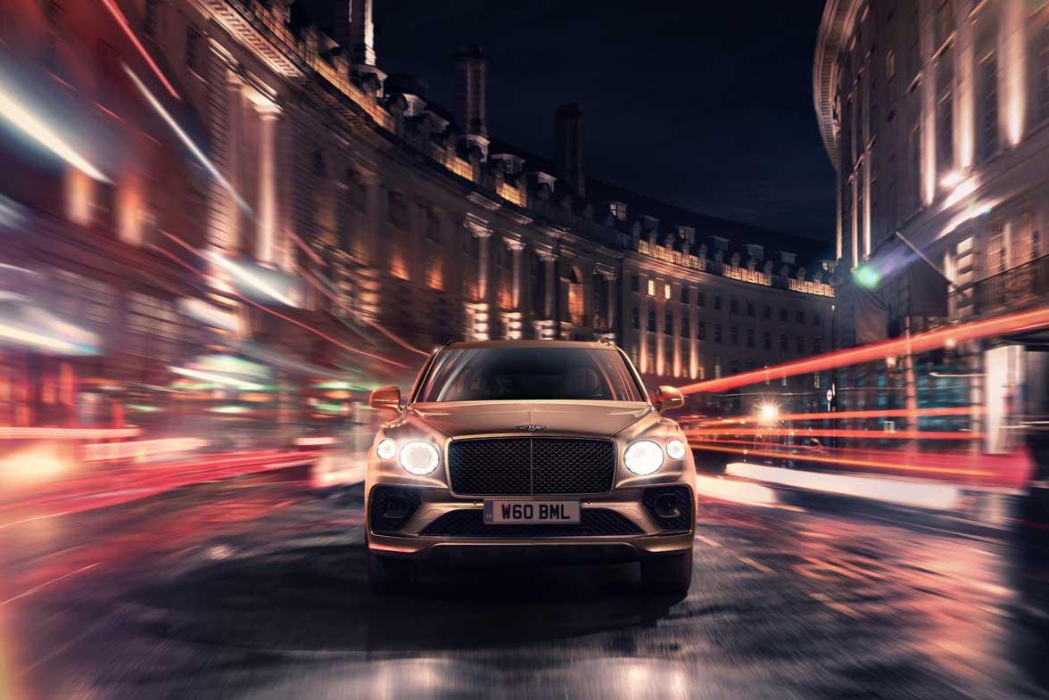 Bentley Bentayga Hybrid 2021 (6)