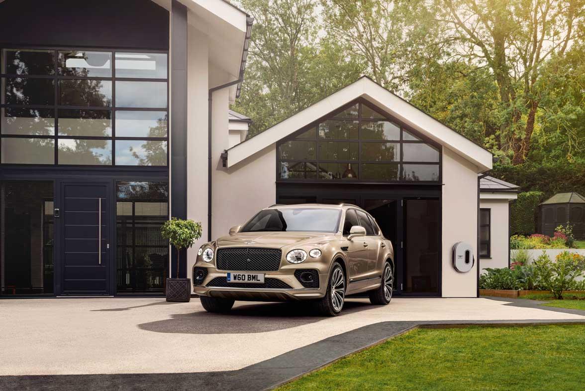 Bentley Bentayga Hybrid 2021 (8)