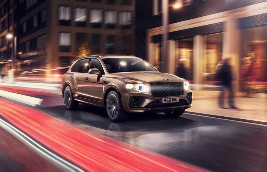 Bentley modernizovalo aj hybridnú verziu luxusného SUV Bentayga