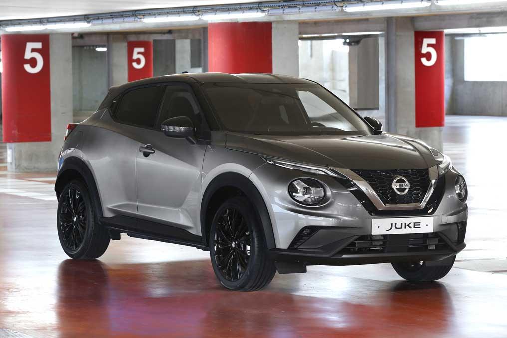Nissan Juke sa ukázal v novej verzii Enigma