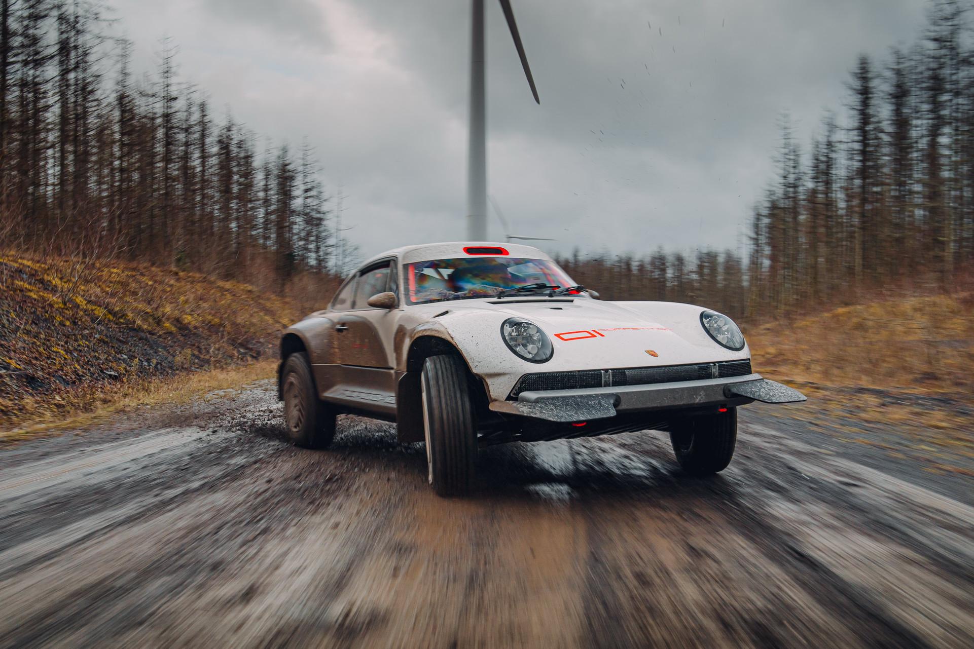 Singer ACS je krásne upravené klasické Porsche